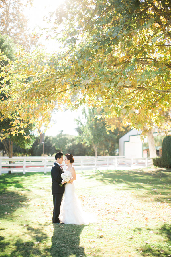Wedding At Calamigos Equestrian Center In Los Angeles
