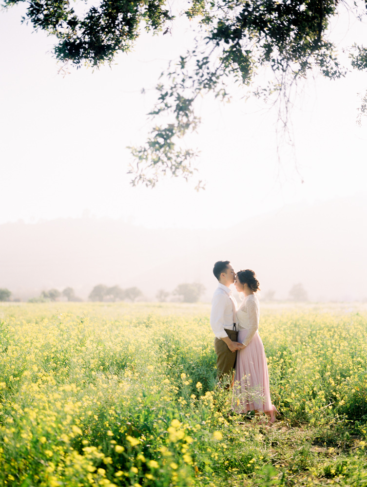 mission san juan capistrano engagement photography-13