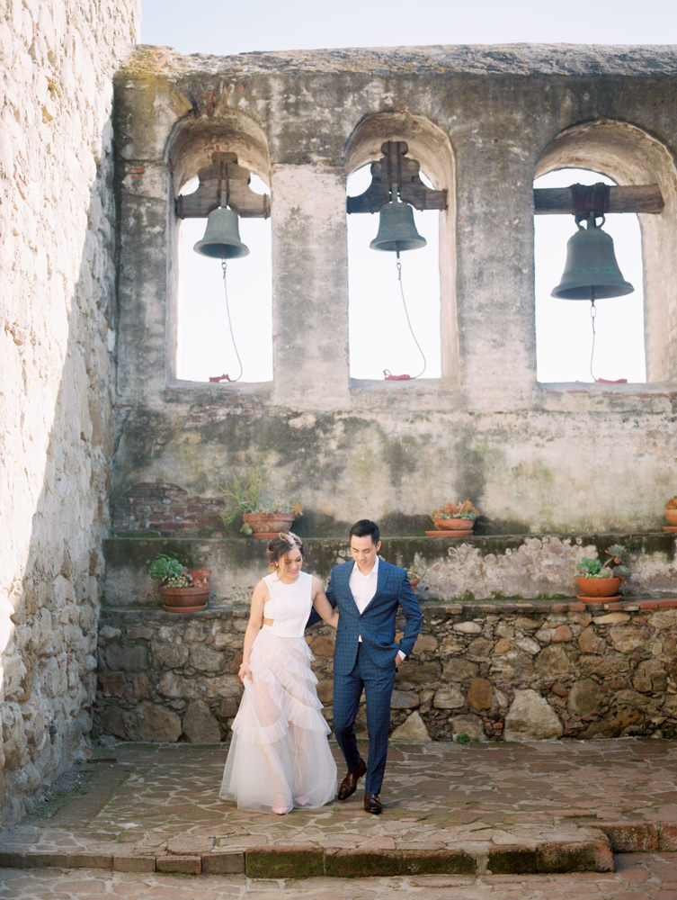 mission san juan capistrano engagement photography-22