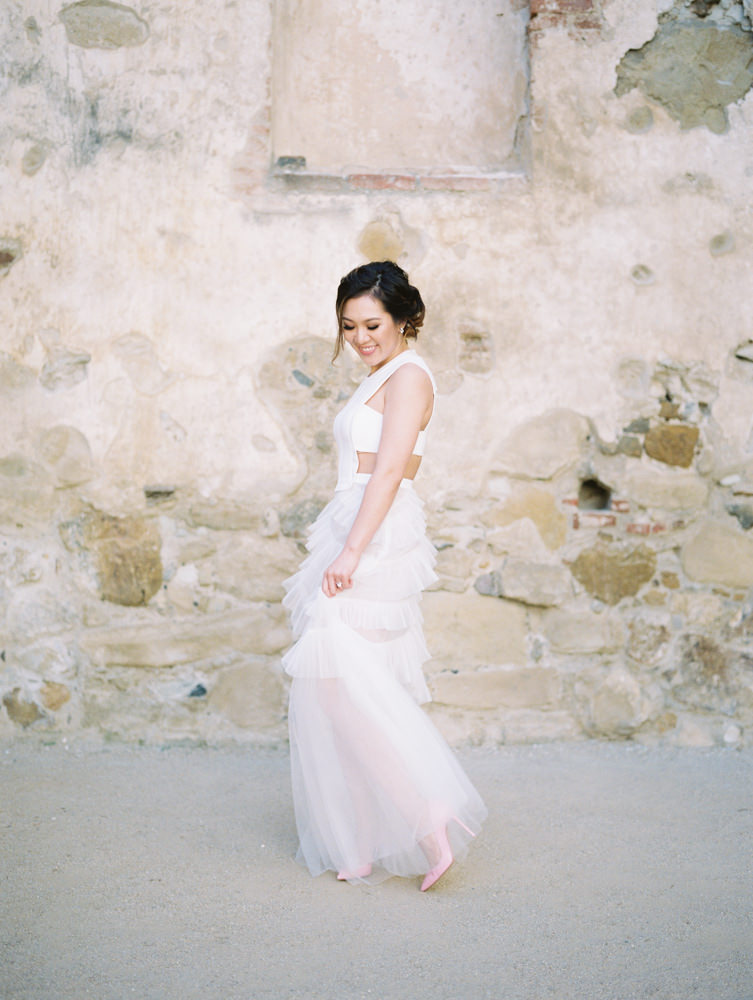 mission san juan capistrano engagement photography-24