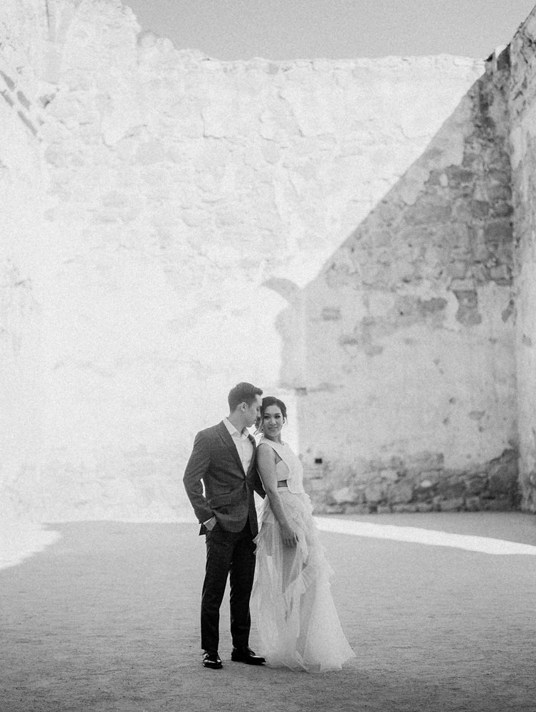 mission san juan capistrano engagement photography-29