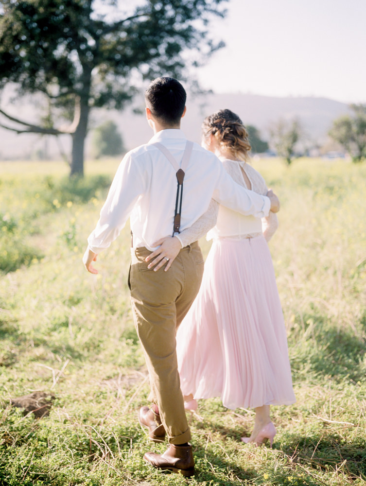 mission san juan capistrano engagement photography-7