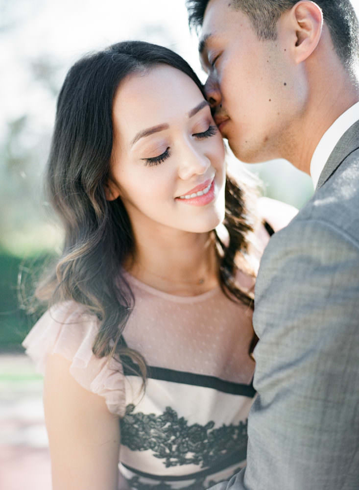 los angeles greystone mansion engagment photography-0016