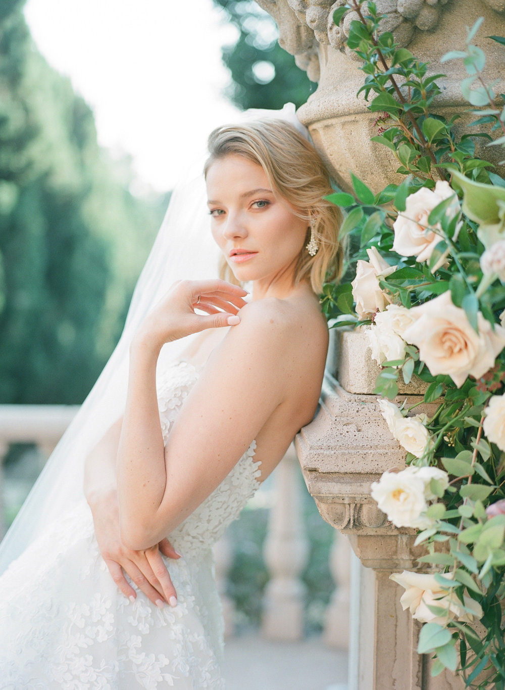 LOS ANGELES LAZARO WEDDING GOWN EDITORIAL PHOTOGRAPHY-0006
